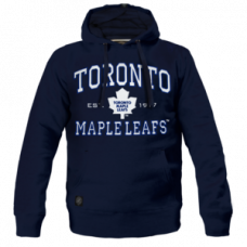 "Толстовка с капюшоном Atributika&Club NHL ""Toronto Maple Leafs Est."" JR"