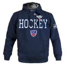 "Толстовка ""KHL Hockey"" JR c капюшоном"